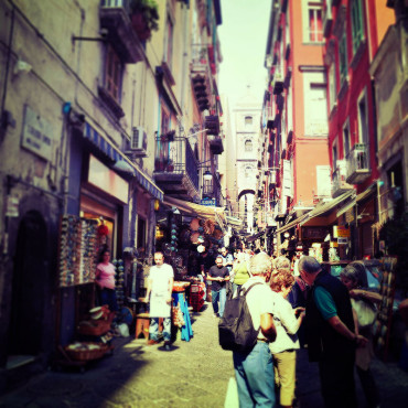 Around Naples in the footsteps of Rick Steves